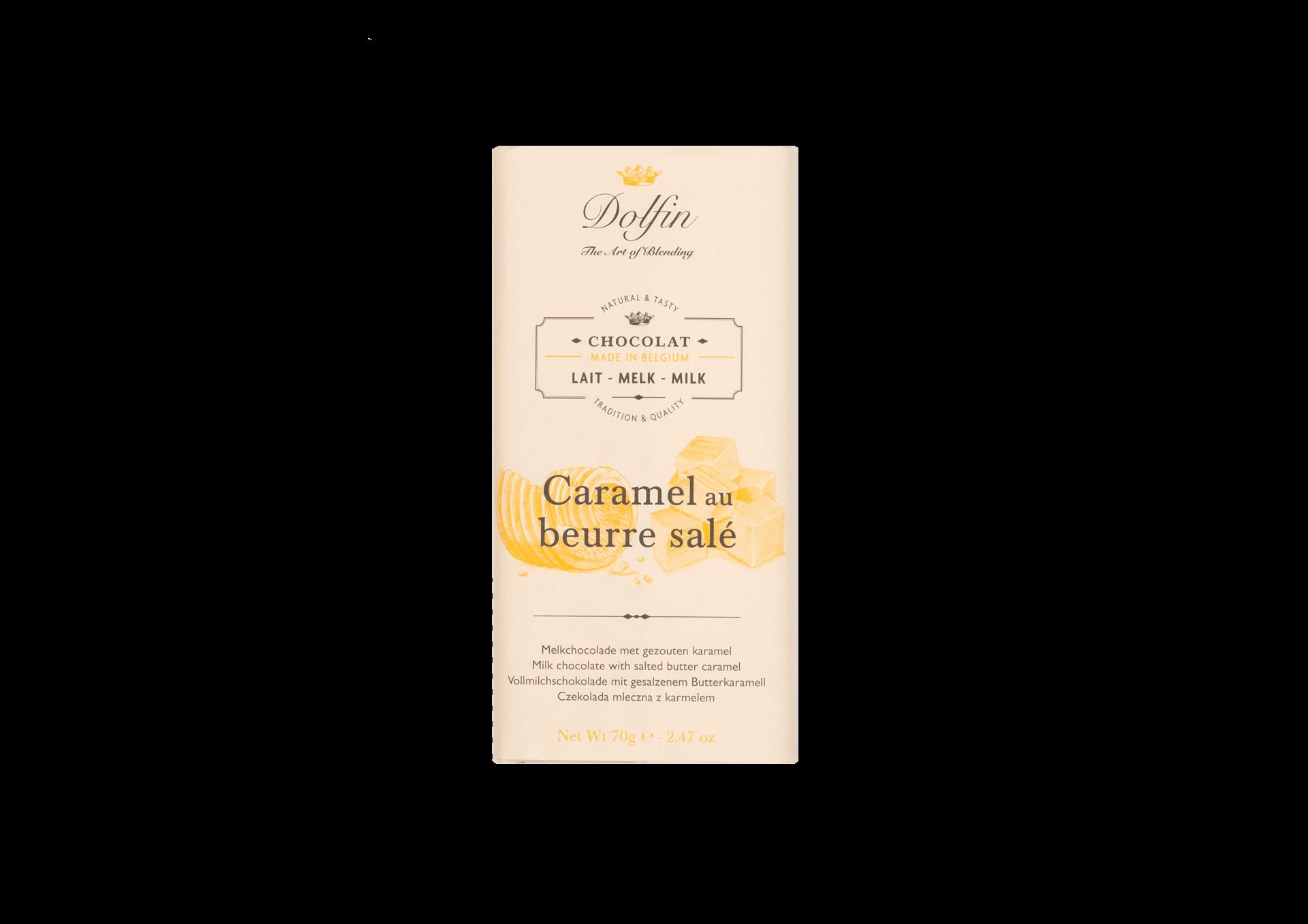 Caramel au beurre salé - Dolfin