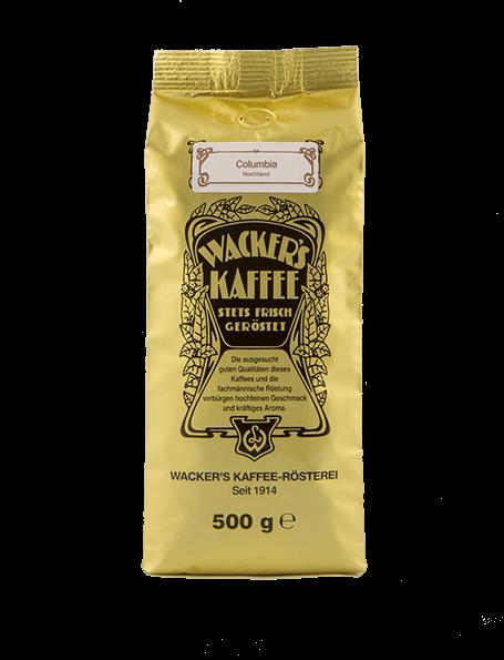 Columbia Hochland Kaffee
