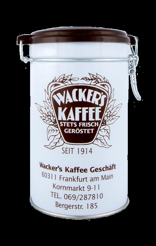 Kaffeedose Wacker's 250 g