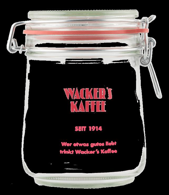 Vorratsglas Wacker's 250 g