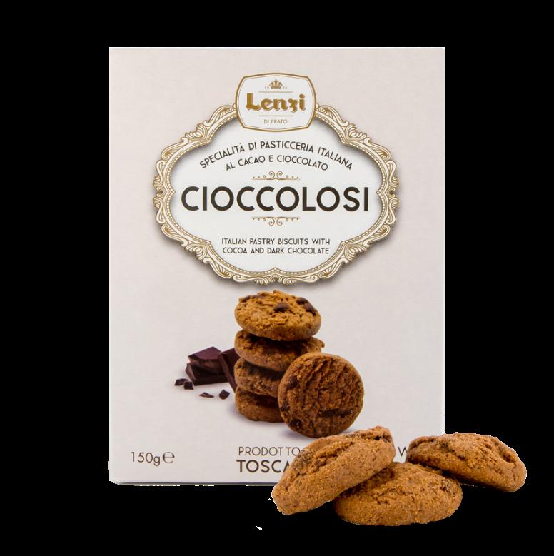 Cioccolosi, Pasticcini al Cioccolato e Cacao