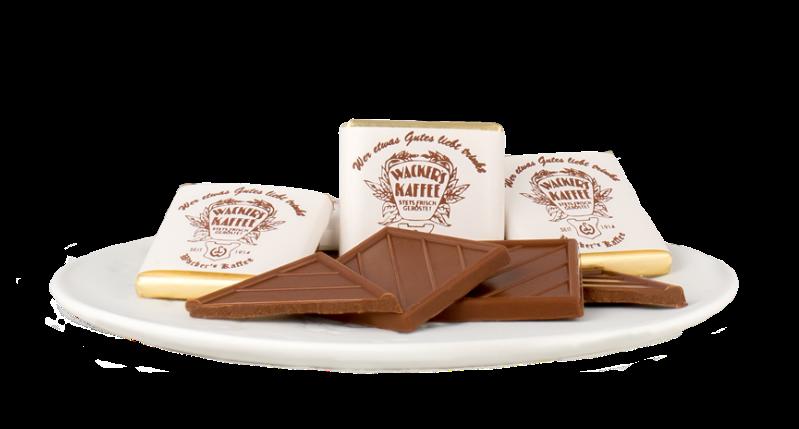 Wacker's Vollmilchschokotäfelchen 33%